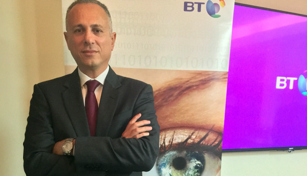 BT appoints Eyad Shihabi to lead operations in Middle East and North Africa