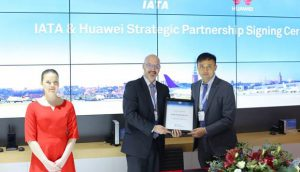 Huawei announces Partnership with the International Air Transport Association