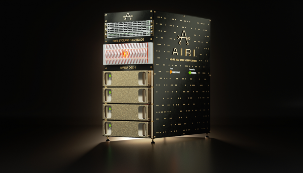 Pure Storage announces AIRI: AI-ready infrastructure for deploying deep learning