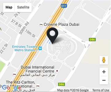 Dark Matter Dubai Office Location