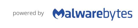 Powered by Malwarebytes