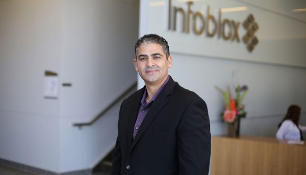 Infoblox appoints new Senior Vice President for International Business