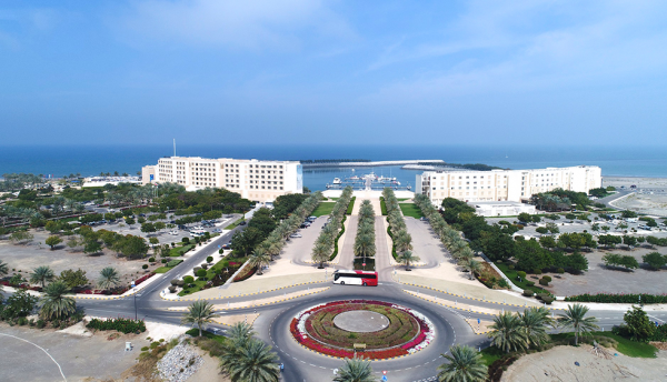 Millennium Resort Mussanah in Oman deploys Aruba's wireless technology