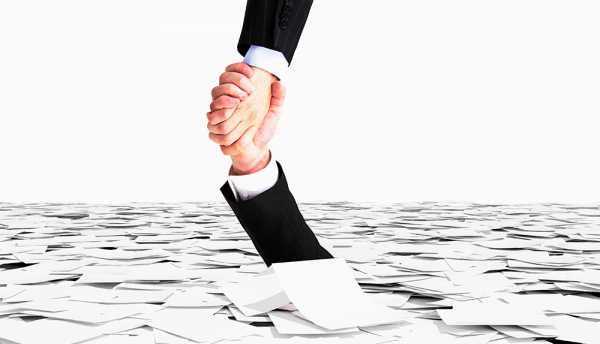 Infinite IT Solutions: Expanding the vision of a paperless business