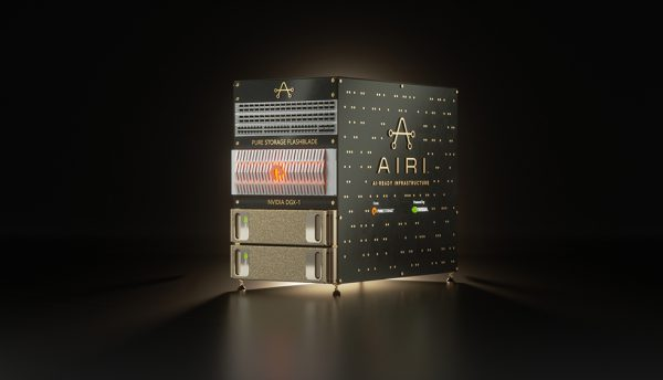 Pure Storage announces AIRI™ Mini that is powered by NVIDIA