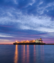 Gas company securely connects locations, partners and ships with Citrix