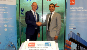 Saudi logistics company deploys Infor warehouse management solution