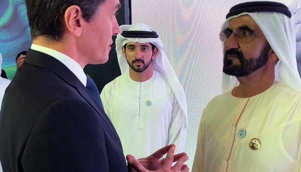 Area 2071 and SAP collaborate on public sector excellence in UAE