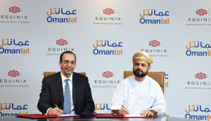 Equinix and Omantel agree to build new Equinix data centre in Oman