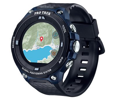 CASIO announces UAE launch of new outdoor smartwatch