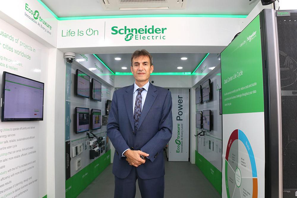 Schneider Electric: Using analytics to cut consumption