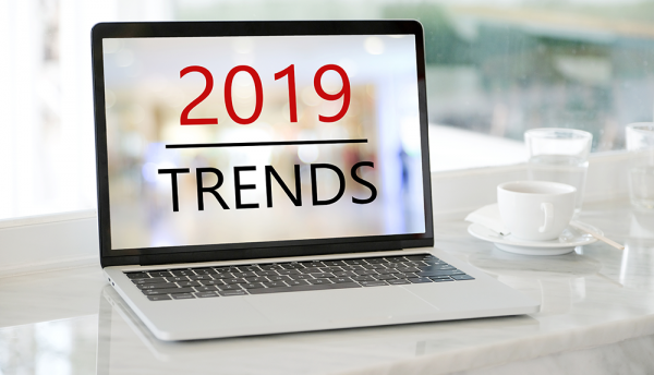 Five trends to dominate the digital future of enterprises in 2019