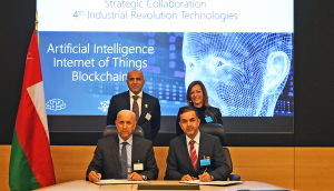ITA Oman collaborates with Microsoft to harness 4IR technologies