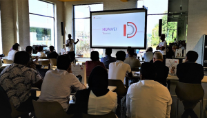 Huawei rolls out its first 'HUAWEI Developer Day' series