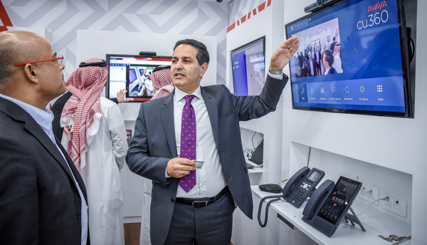 Avaya opens customer experience centre in Saudi Arabia