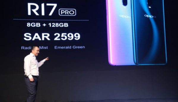 OPPO launches itself in Saudi Arabia with launch of R17 Series