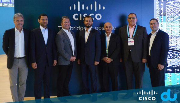 du selects Cisco to build a unified cloud across multiple data centres