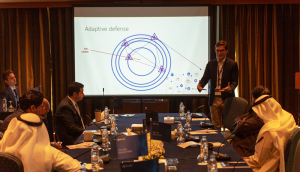 Microsoft holds 'Banking Edition' of CISO Executive Series for Kuwaiti FSI Professionals