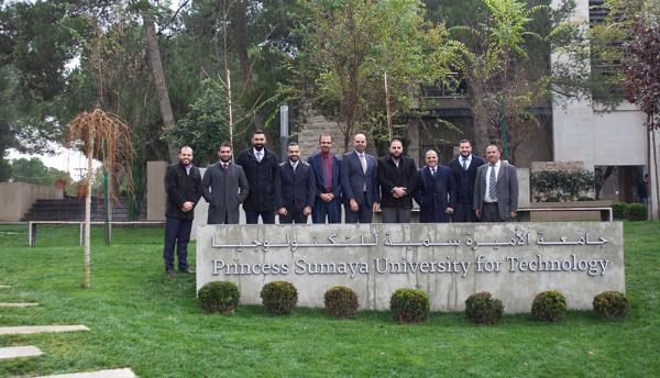 Jordanian university deploys powerful Wi-Fi solution
