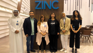 Zain Kuwait hosts NASA at its technological innovation centre