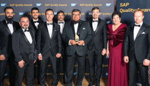 Saudi automotive distributor and Britehouse win SAP award