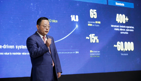 Business leaders explore future of AI and digitisationat Huawei Day Lebanon 2019