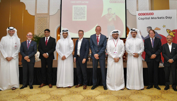 Ooredoo Group hosts its annual Capital Markets Day in Doha