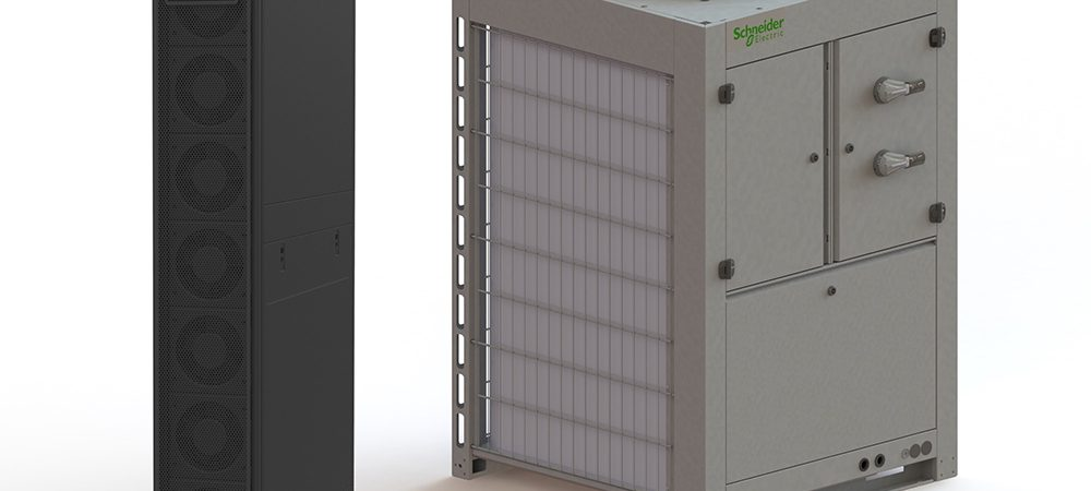 Schneider Electric introduces 30kW InRow data centre cooling solution