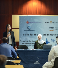 World Bank and partners train students on cloud technology