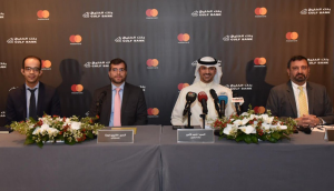 Gulf Bank introduces new contactless credit card in 'first' for Kuwait