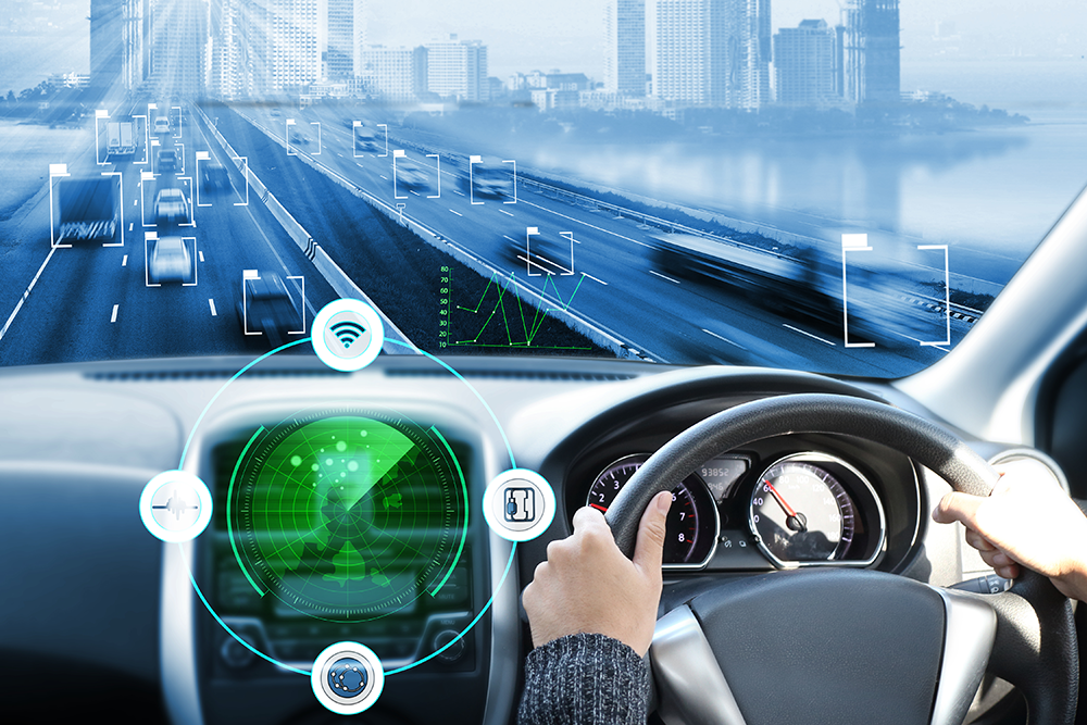 Automotive industry getting into the fast lane with AI