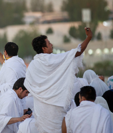 STC serves more than one million pilgrims in six hours