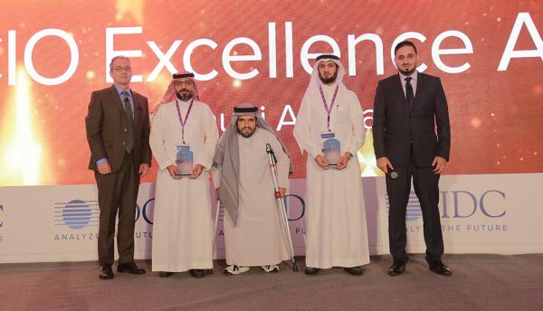 KSA's digital pioneers honoured at IDC CIO Excellence Awards 2019