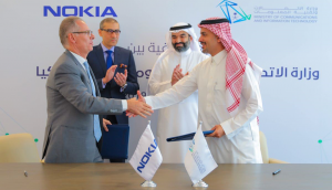 MCIT and Nokia to launch Nokia R&D unit for developing software in KSA