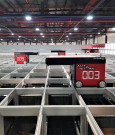 Axiom Telecom selects Swisslog to deliver automated warehouse system