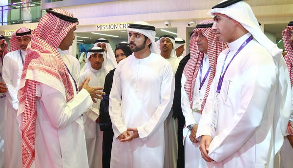 STC launches participation at GITEX in the presence of Dubai Crown Prince
