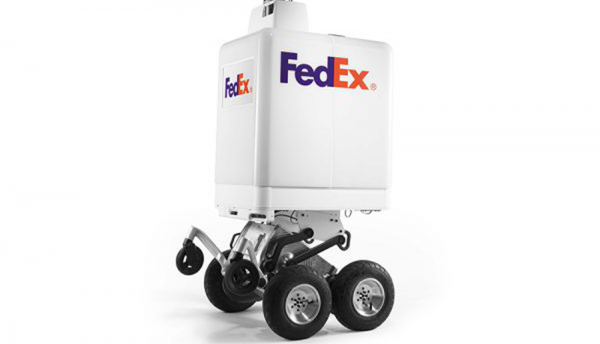 FedEx SameDay Bot to be trialed in Dubai