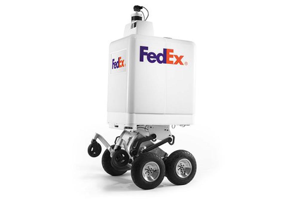 FedEx SameDay Bot to be trialed in Dubai