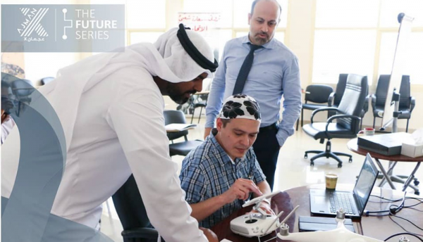 Ajman deploys drones for environmental monitoring
