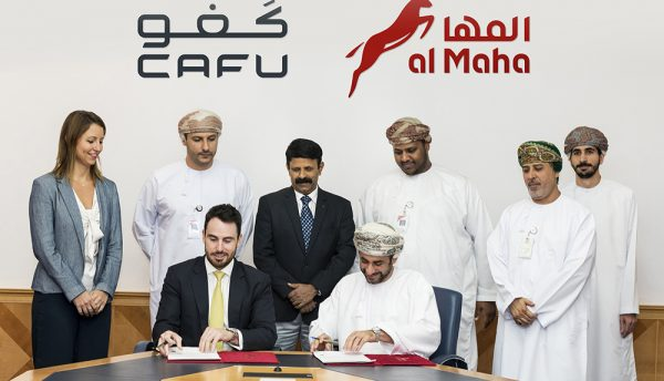 CAFU expands services to Oman