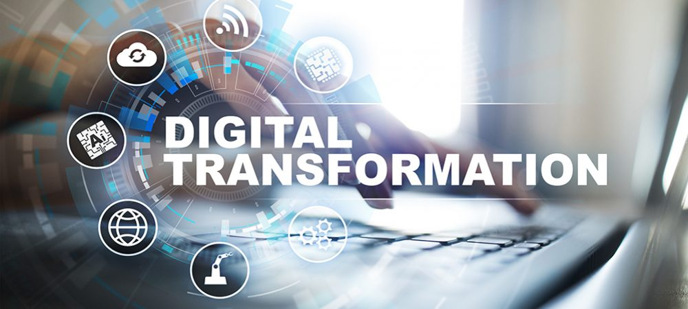 Research reveals three key investment priorities for  organisational Digital Transformation agendas