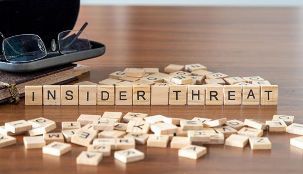 How should businesses and organisations protect against insider threats?