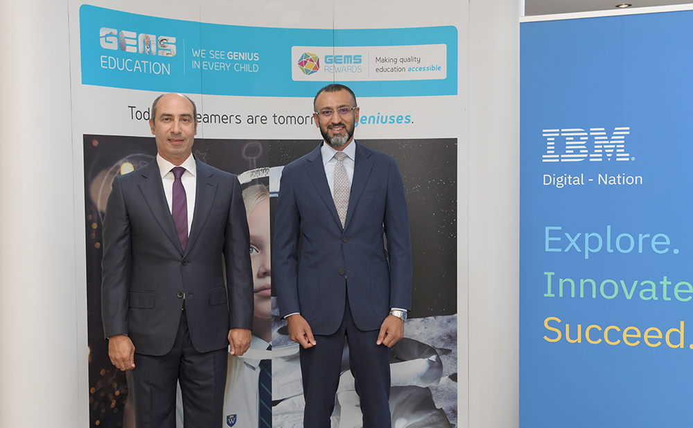GEMS Education collaborates with IBM to upskill its UAE schools
