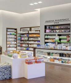 Marina Pharmacy secures its branches with SonicWall next-gen firewalls