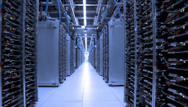 How Artificial Intelligence helps Huawei build green data centres