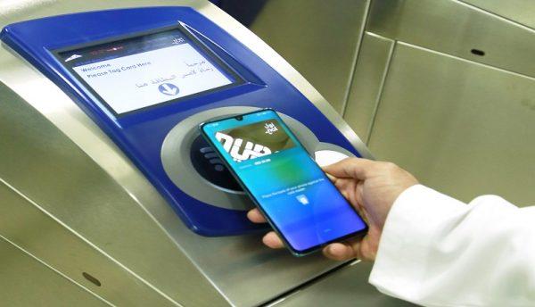 Dubai's RTA and Huwaei launch first digital nol cards in GCC