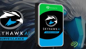 Seagate launches SkyHawk AI 18TB hard drive designed for AI-enabled and large enterprise smart video systems
