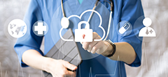 Securing Cloud Access in Healthcare