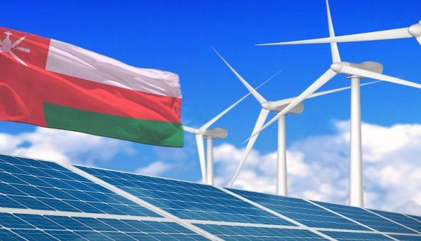 Oman Green Energy Hub will rival in size US$36 billion Aussie mega project
