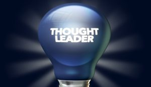 84% of Middle East IT decision makers value thought leadership content